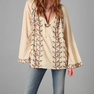 Winter Kate Vintage Cotton Shirt by Nicole Ritchie